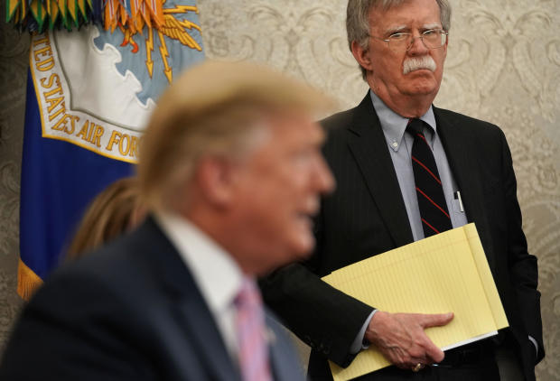Bolton book says Trump asked Chinese president for help winning reelection