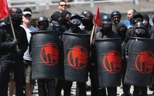 What is Antifa, the far-left group tied to violent protests?