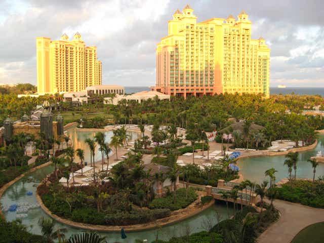 Bahamas puts Grand Bahama under lockdown a day before U.S. travel ban takes effect