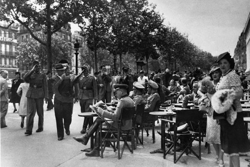 Criminals in Occupied Paris