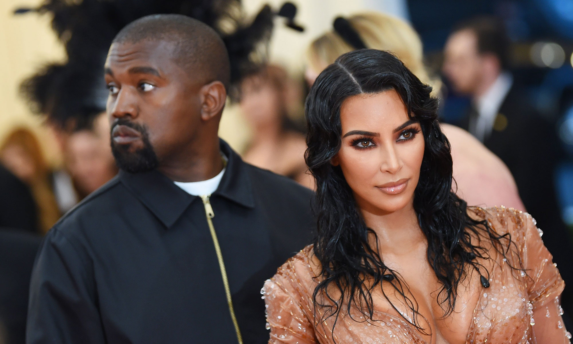 Kim Kardashian defends Kanye West amid bipolar disorder Twitter rants