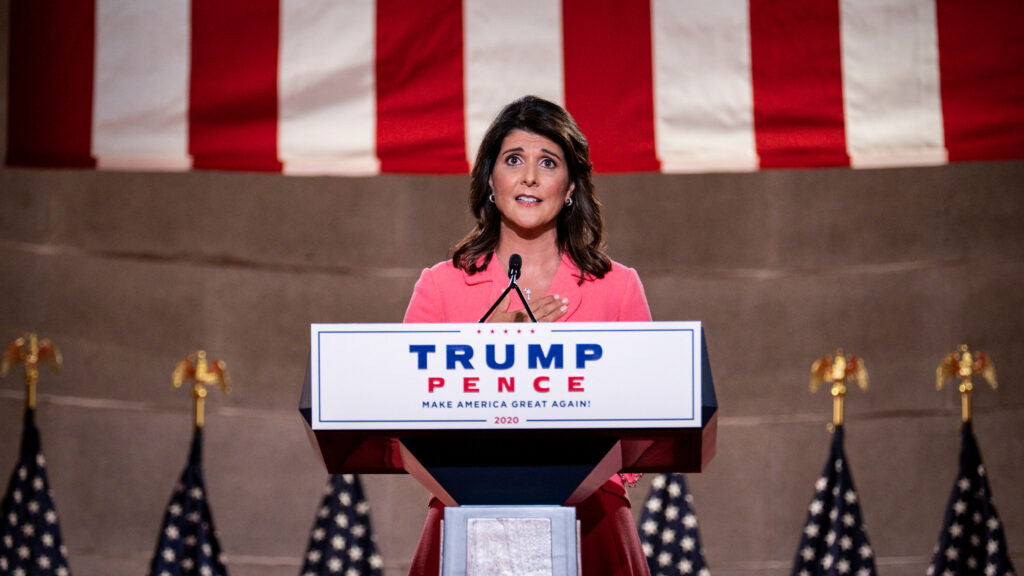 Nikki Haley Rejoins Trump Administration
