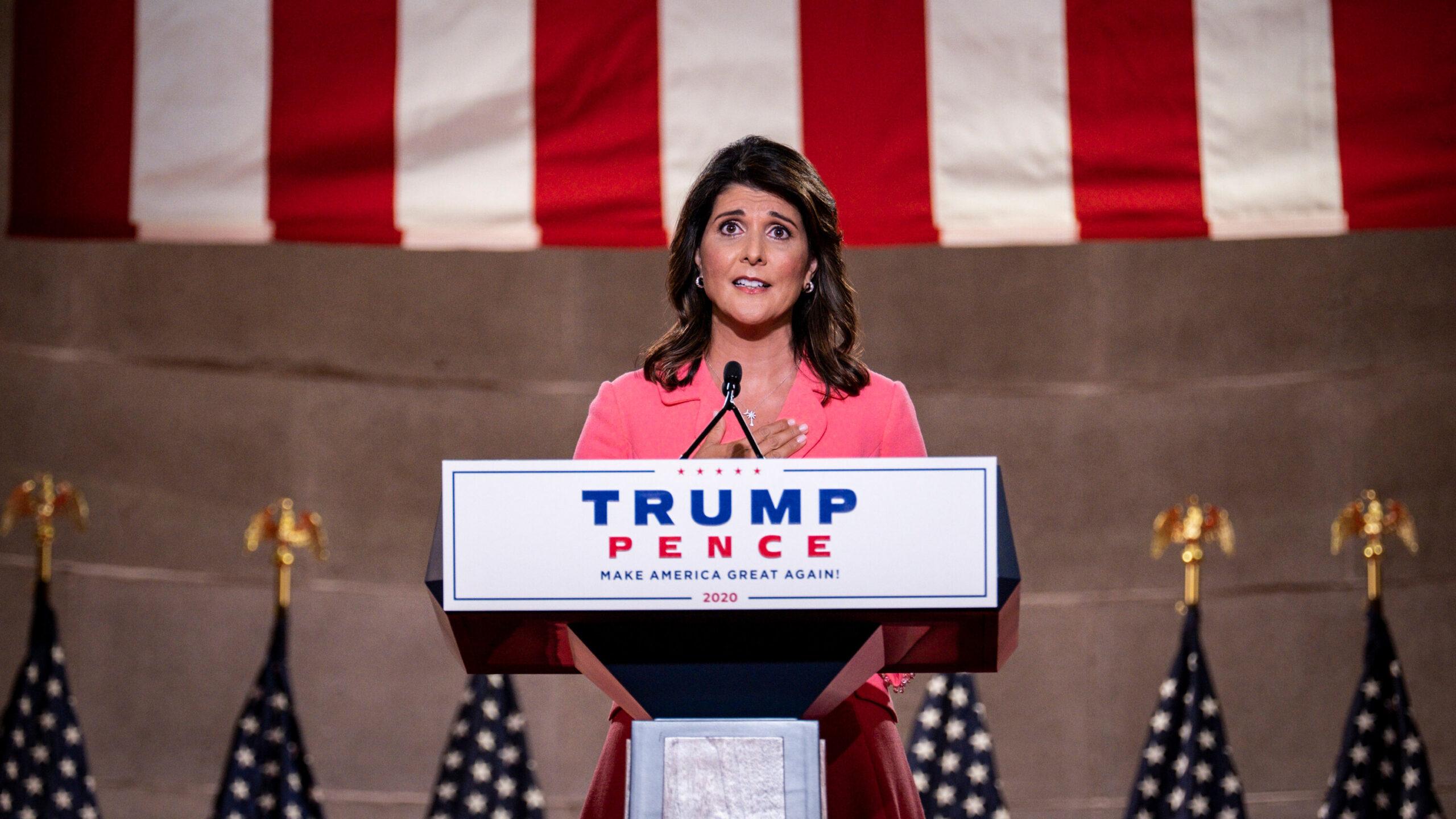 Nikki Haley Rejoins Trump Administration