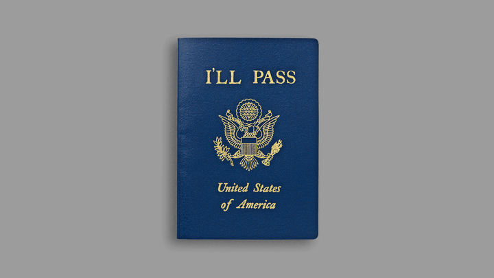 American Passports Are Useless Now