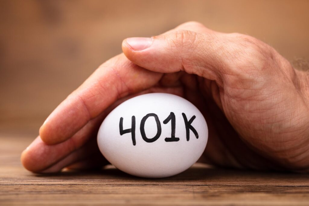 Biden Wants To Take Your 401K