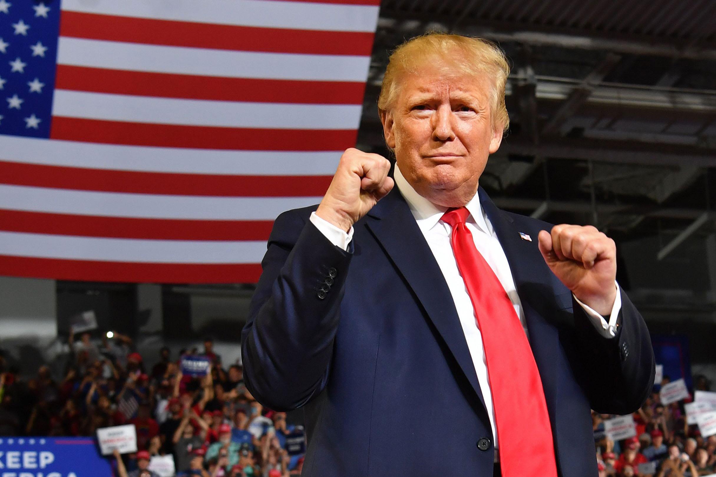 Trump gains in Ohio, Biden ahead in Michigan, Pennsylvania, Wisconsin
