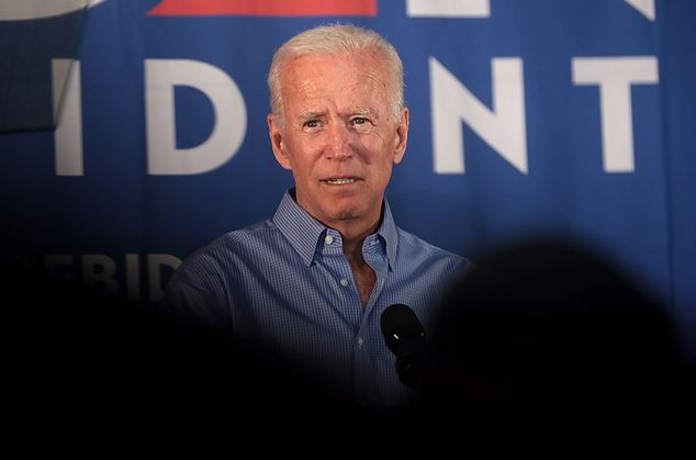Biden Tells Bold-Faced Lie In Texas