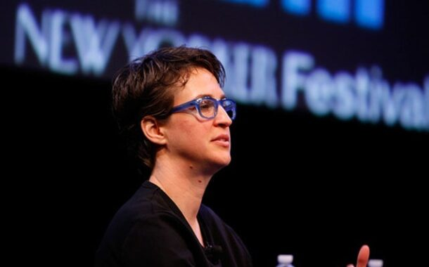 Rachel Maddow Says People Who Contest Elections Should 'Go to Jail'