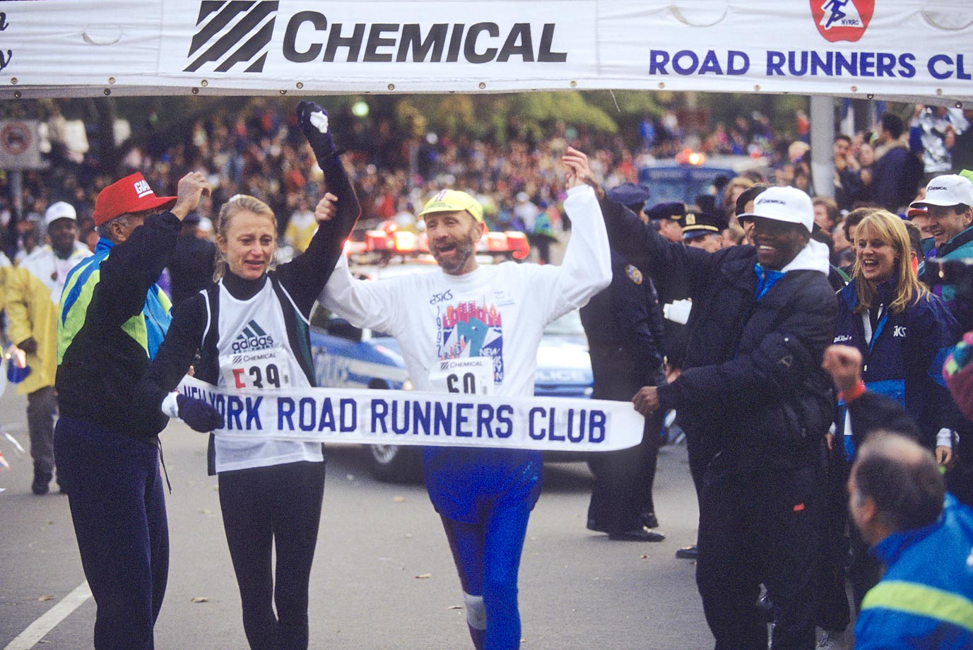The Transylvanian Who Founded the New York City Marathon