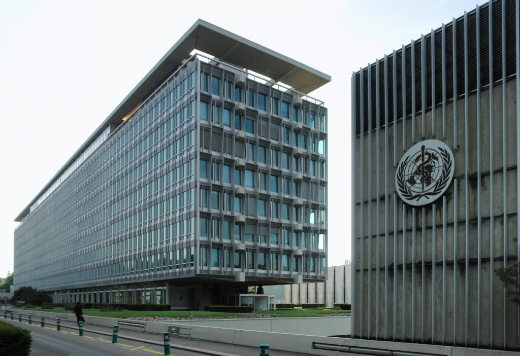 WHO Covered Up COVID-19 Outbreak at Geneva Headquarters