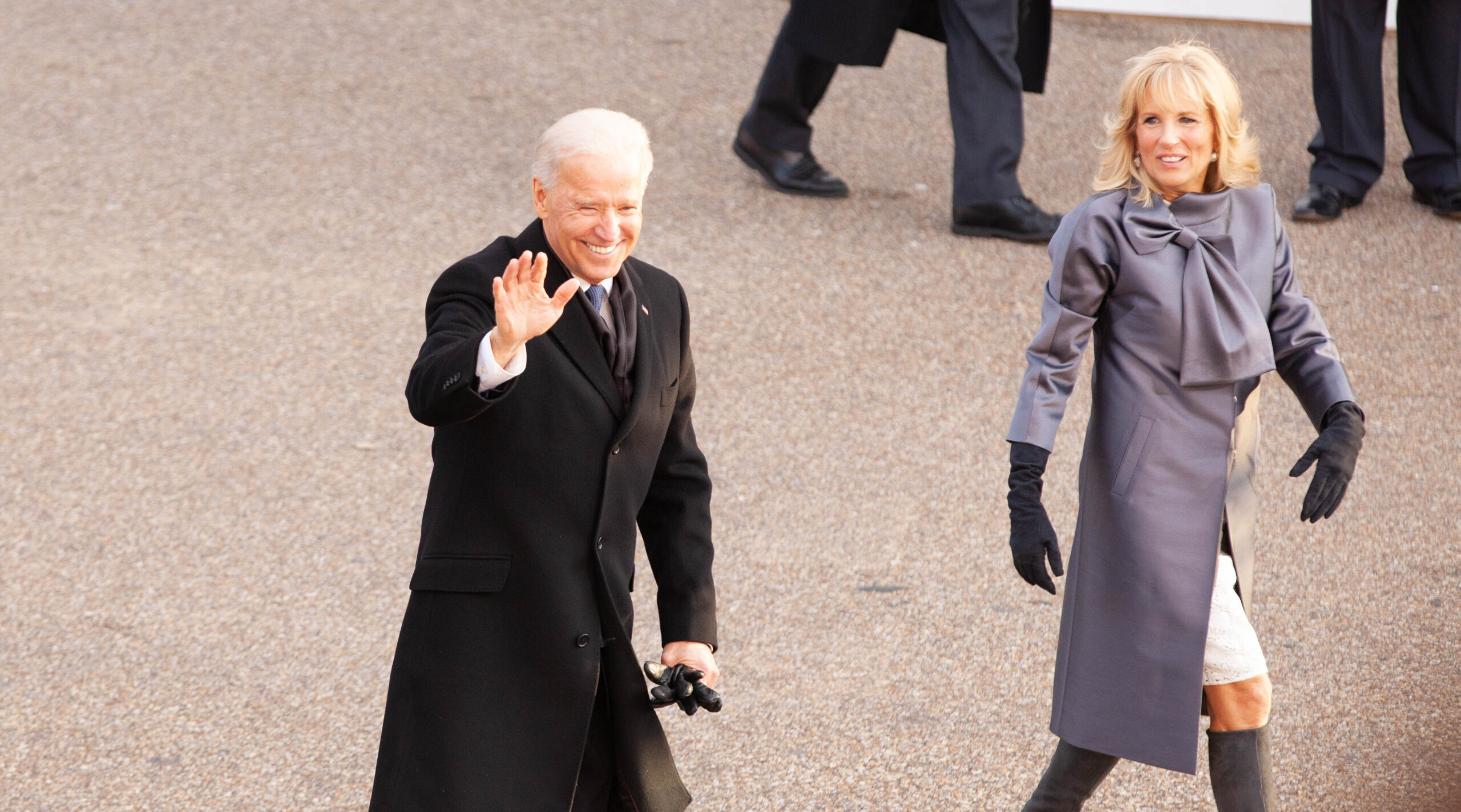 Joe Biden And Jill Biden