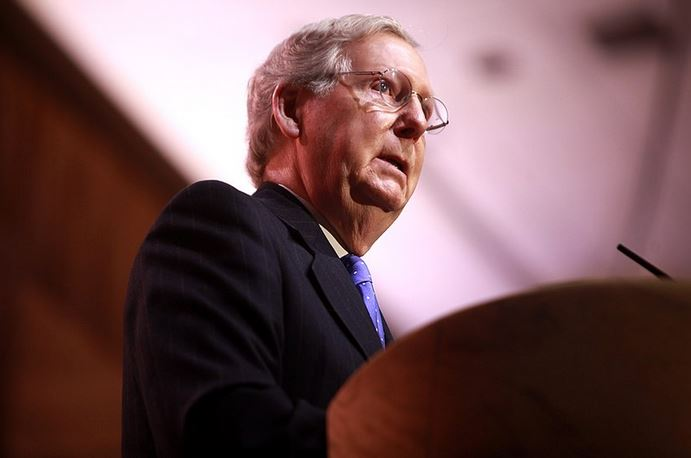 Mitch McConnell: I Never Want to Speak to Trump Again