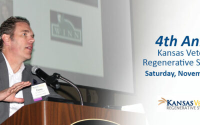 4th Annual Kansas Veterinary Regenerative Medicine Symposium
