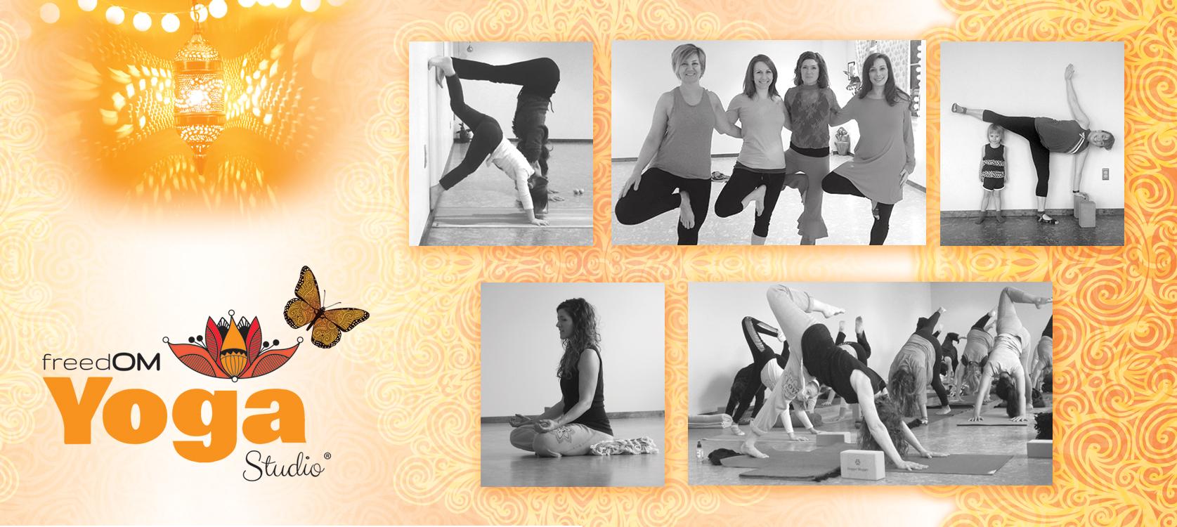 freedOM Yoga Studio Raritan New Jersey