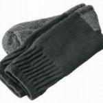 Socks - RedBack - Black 1