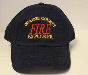Explorer Flexfit Hat (OCFA Explorer only)