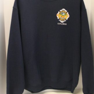 Explorer Crewneck Sweatshirt  (OCFA Explorer Only)