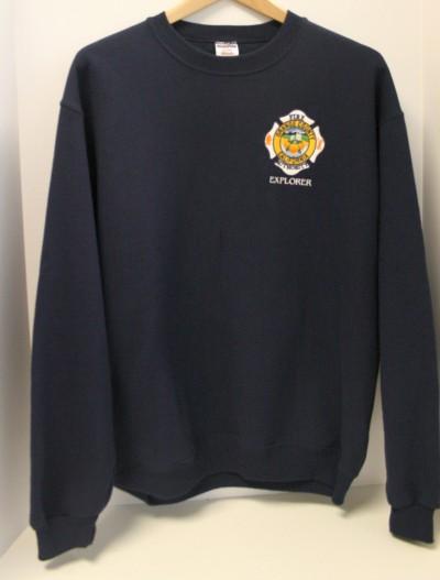 Explorer Crewneck Sweatshirt  (OCFA Explorer Only)