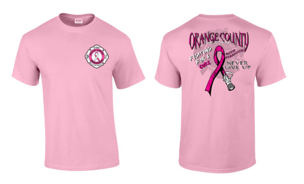 Youth Breast Cancer Awareness Shirt