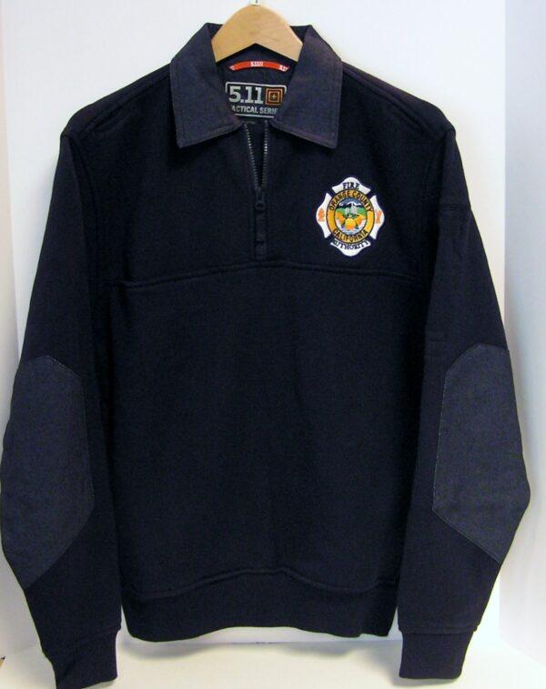 SOP 5.11 1/4 Zip Job Shirt   (OCFA Employees Only)