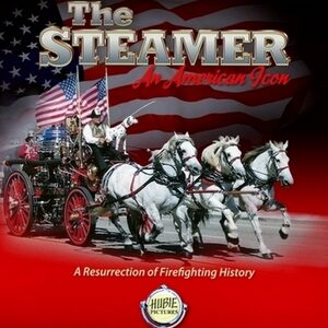 The Steamer DVD