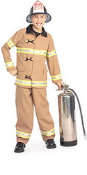 Costume Firefighter Turnout