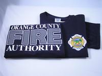 SOP Shirt Short Sleeve Reflective (OCFA Employees Only)