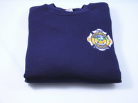SOP- Crewneck Sweatshirt (OCFA Employees Only)
