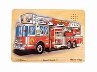 Fire Truck Sound Puzzle