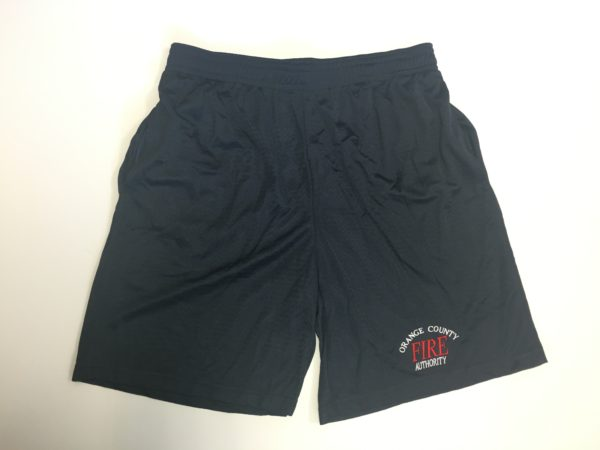 Men's Mesh Shorts with pockets