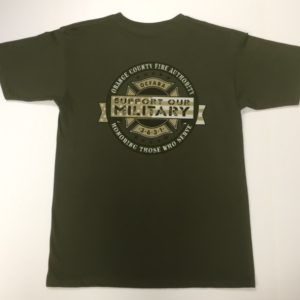 Youth Military Shirt