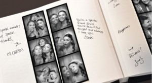 Raleigh Photo Booth Book