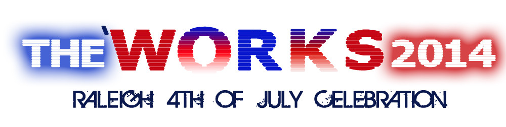 The 'Works 2014 – Raleigh 4th Of July Celebration