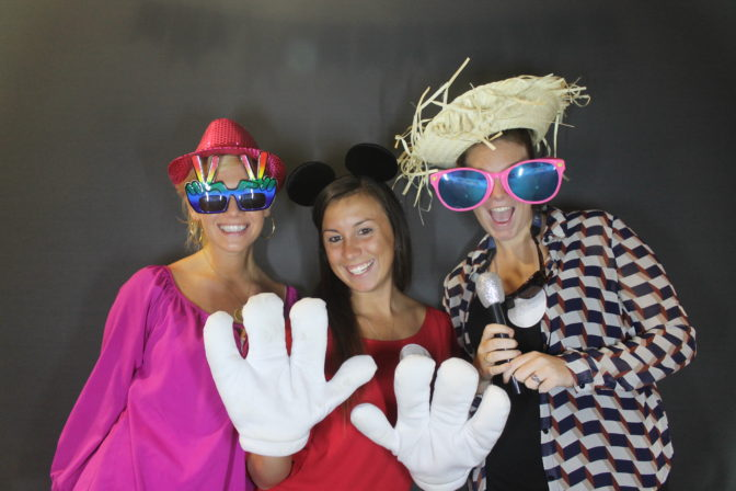 Forever Bridal Show – Photo Booth Rental Raleigh NC