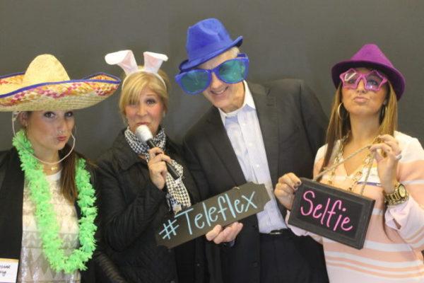 TeleFlex Photo Booth Rental Raleigh NC
