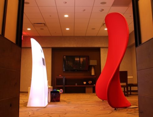 The Modern Photo Booth – Open Concept Booth