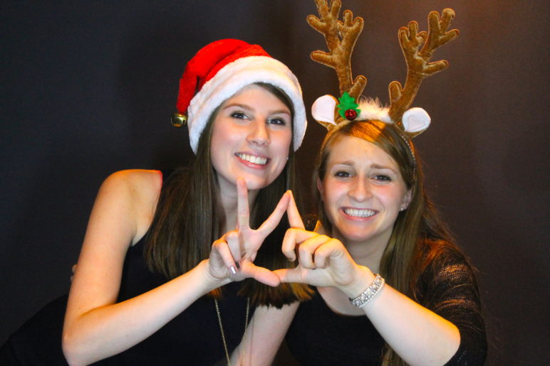 NCSU Kappa Delta Semi Formal – Raleigh Photo Booth Fun