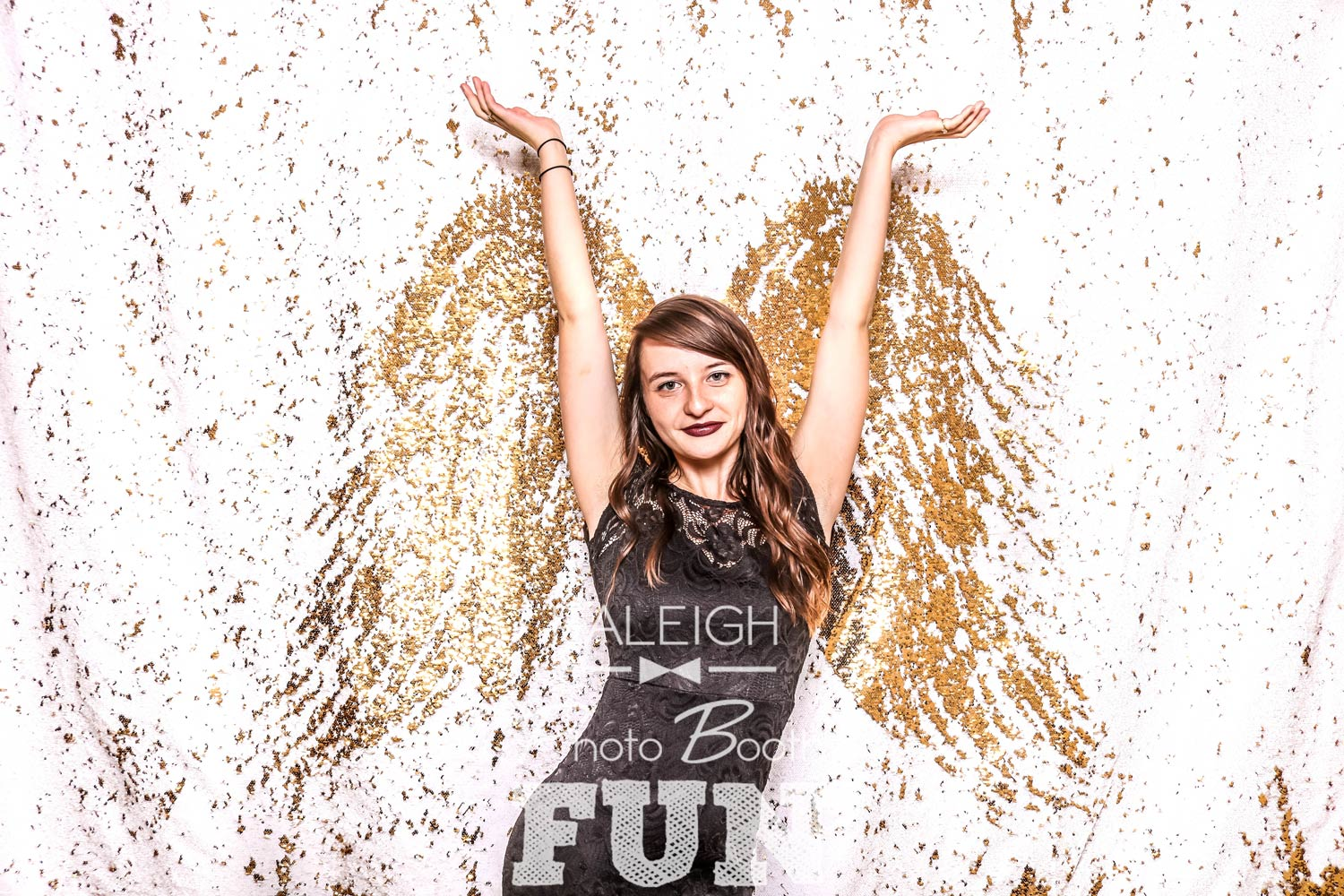 White-Gold-Sequin-Raleigh-Photo-Booth-2