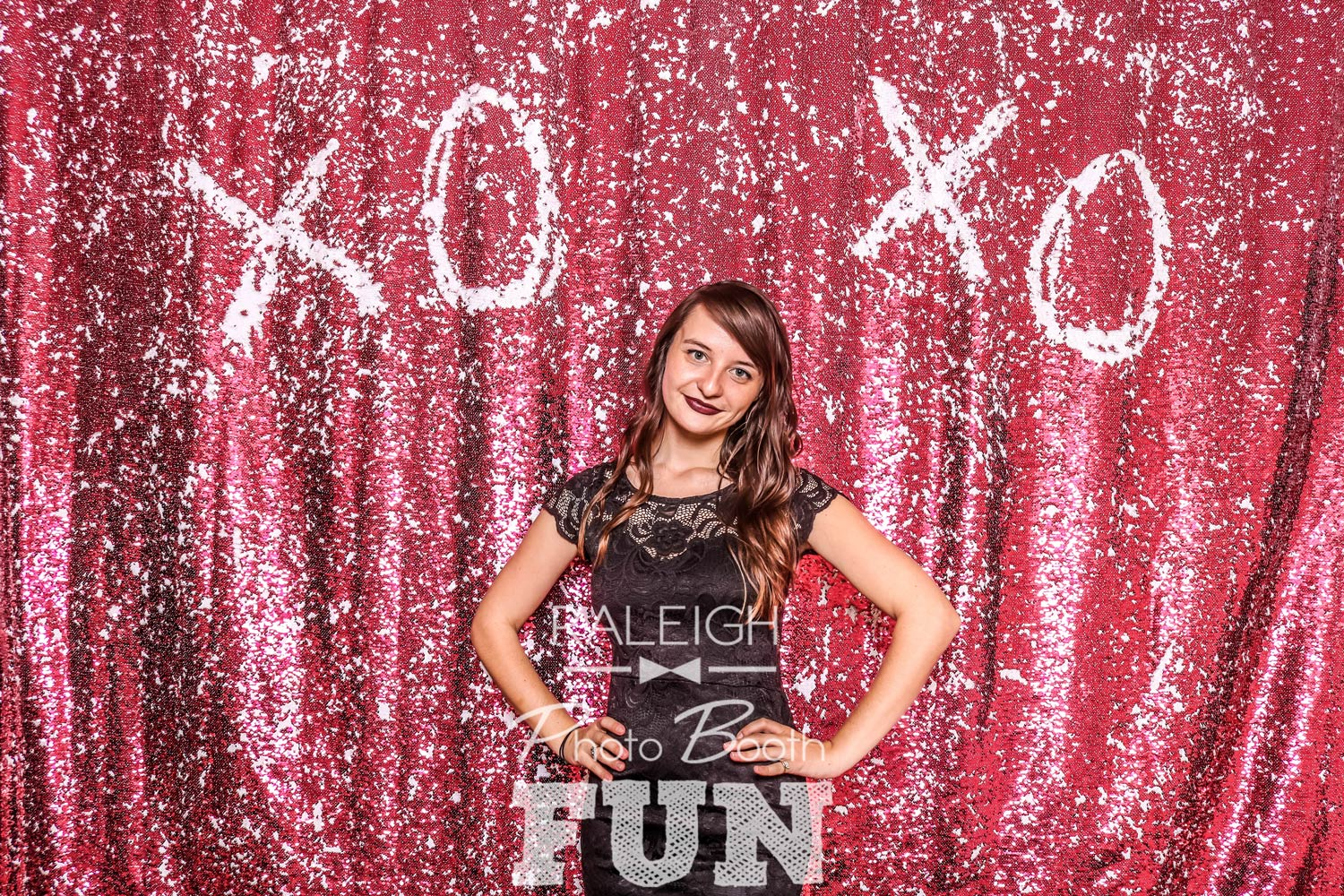 White-Pink-Sequin-Raleigh-Photo-Booth-1