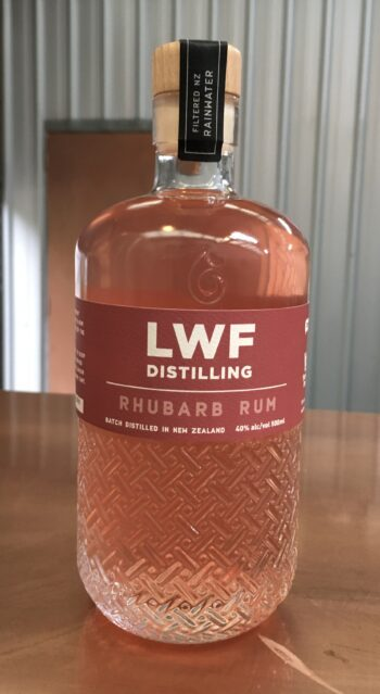 Rhubarb Rum