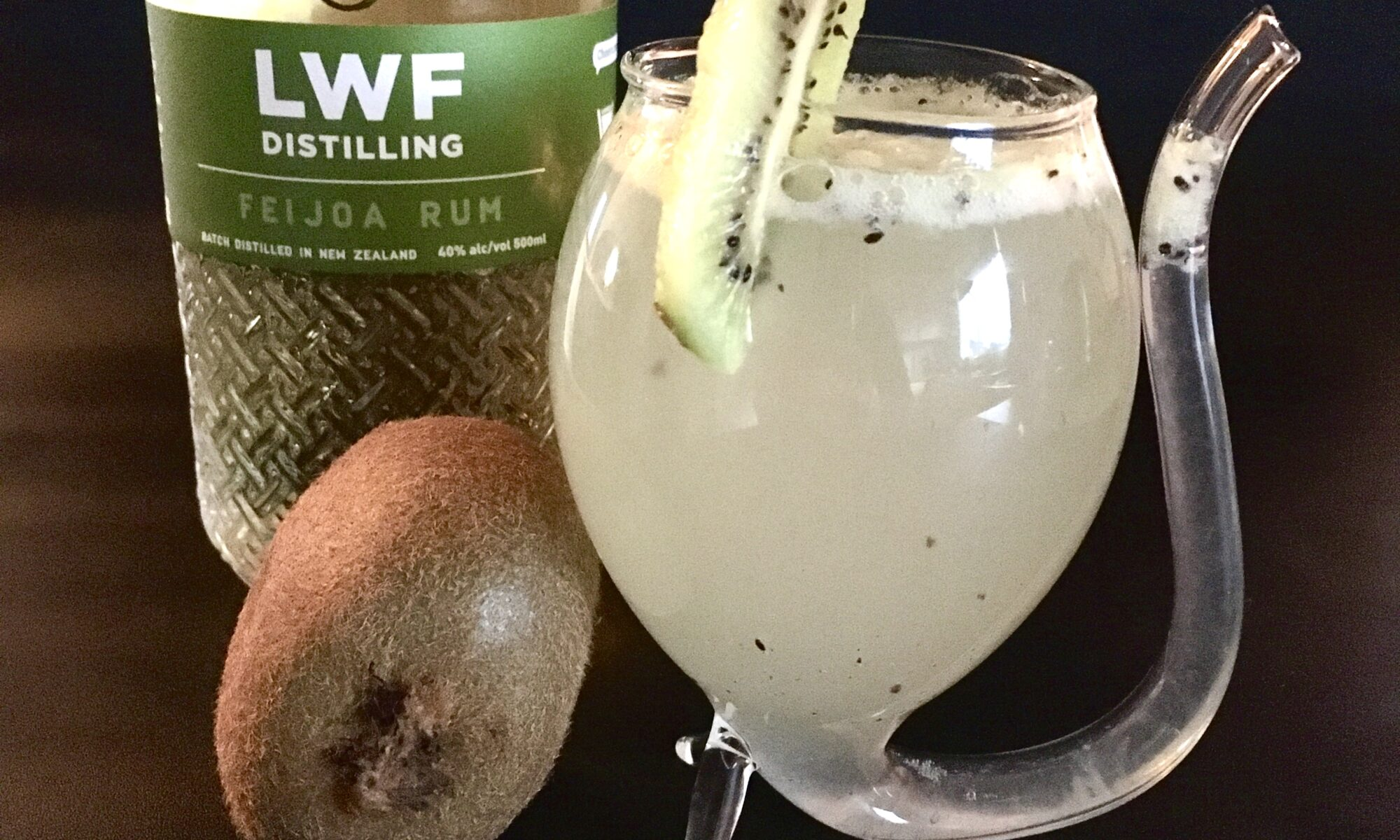 LWF Distilling Feijoa Rum Cocktail