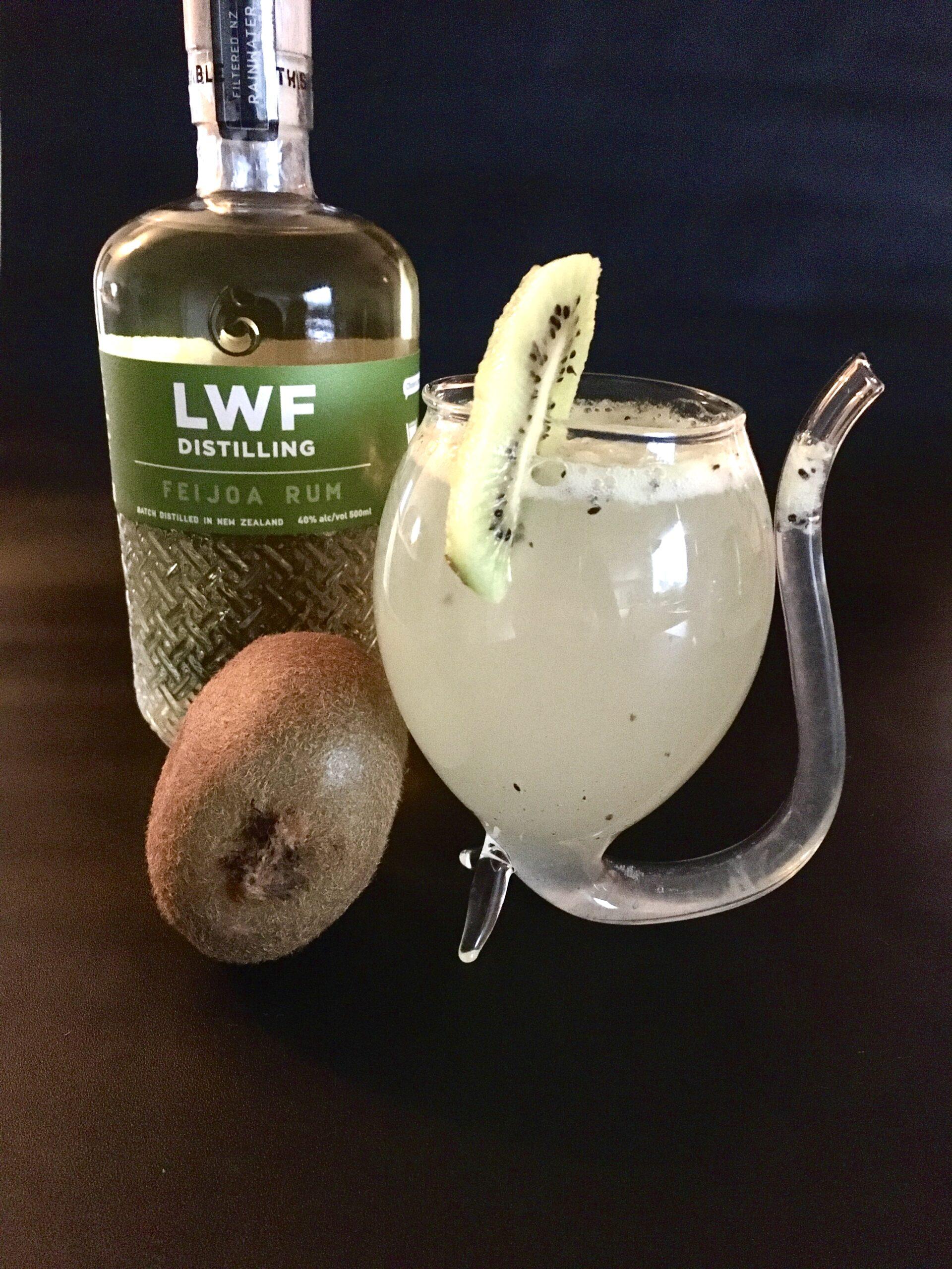 LWF Distilling Feijoa Rum Cocktail