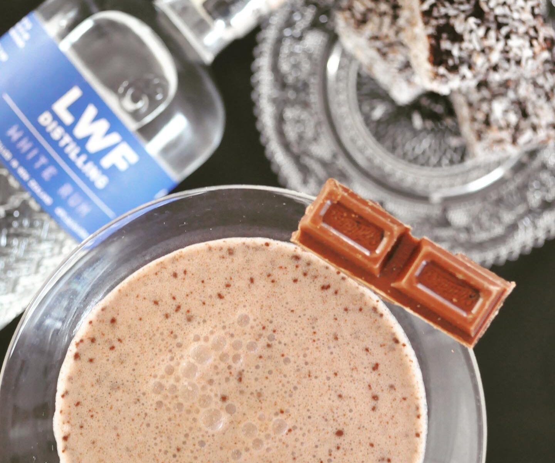 Chocolate Lamington