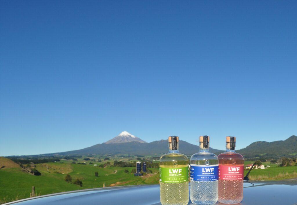 LWF Distilling range with mountain