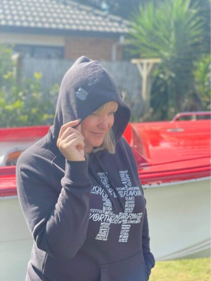 Front hoodie LWF