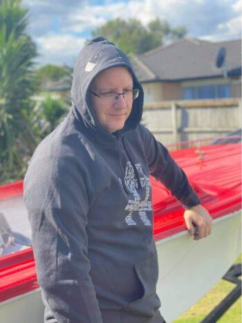 LWF hoodie male