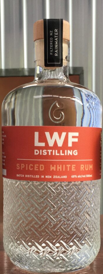 LWF Distilling Spiced White Rum