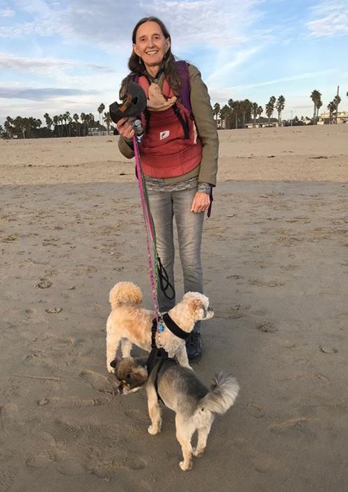 Meet Elisabeth Peterson, Volunteer