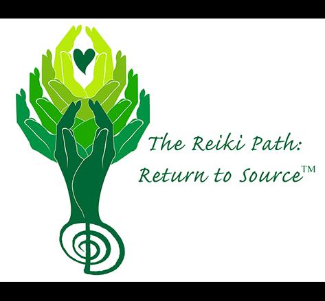 The Reiki Path Return to Source Logo