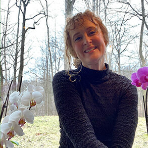 Yoga teacher jennifer cole